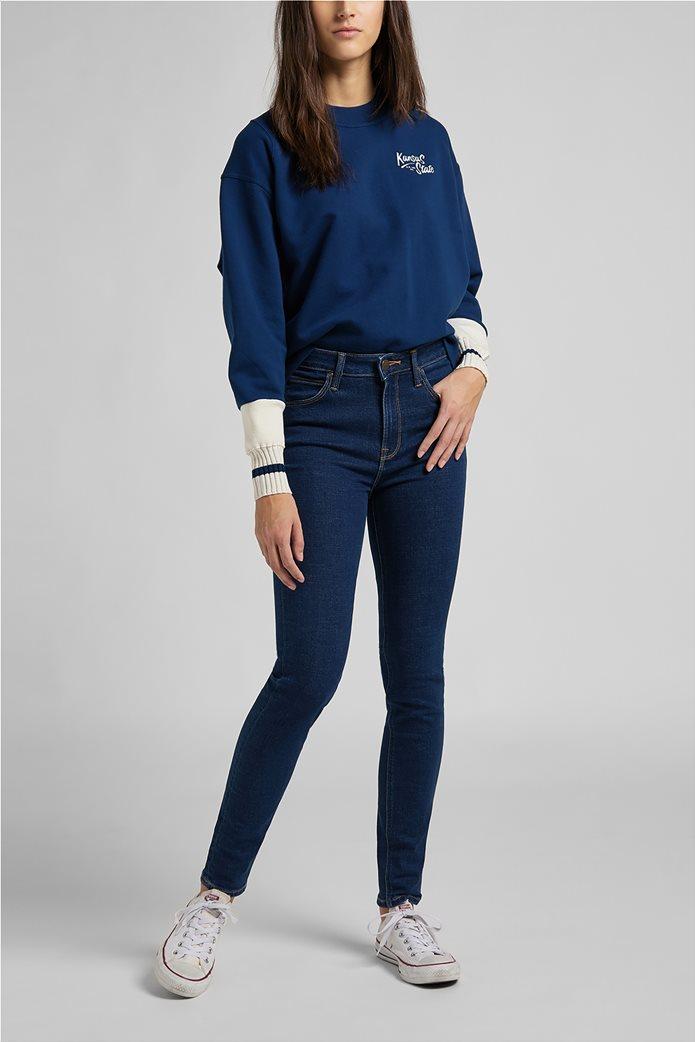 Lee γυναικείο τζην παντελόνι ψηλόμεσο Skinny Fit ''Scarlett'' 0