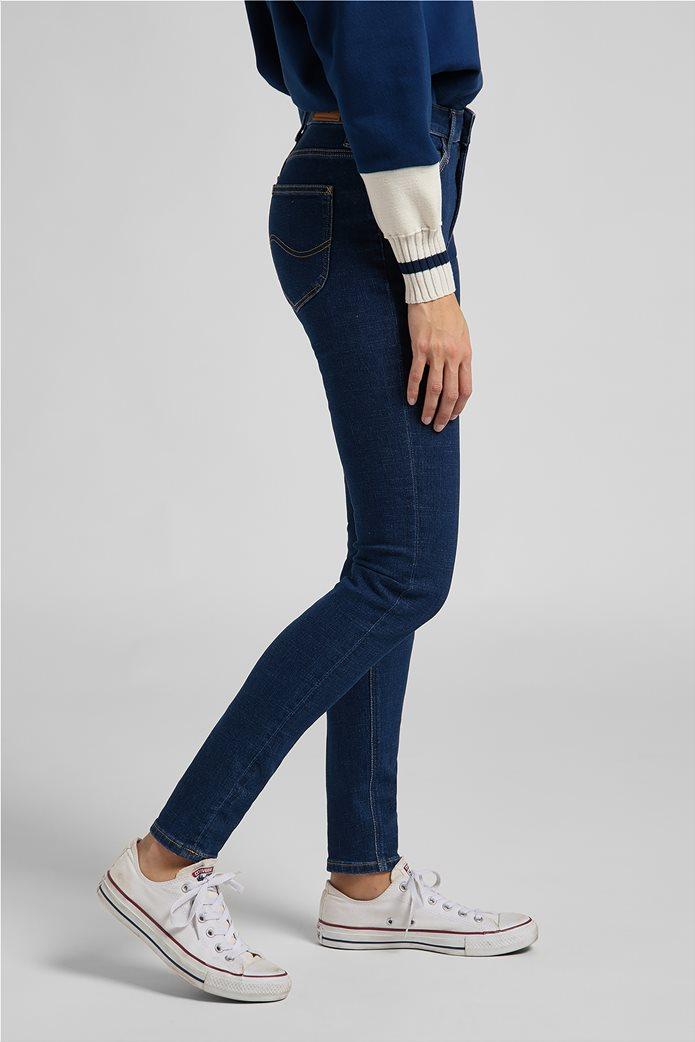 Lee γυναικείο τζην παντελόνι ψηλόμεσο Skinny Fit ''Scarlett'' 2