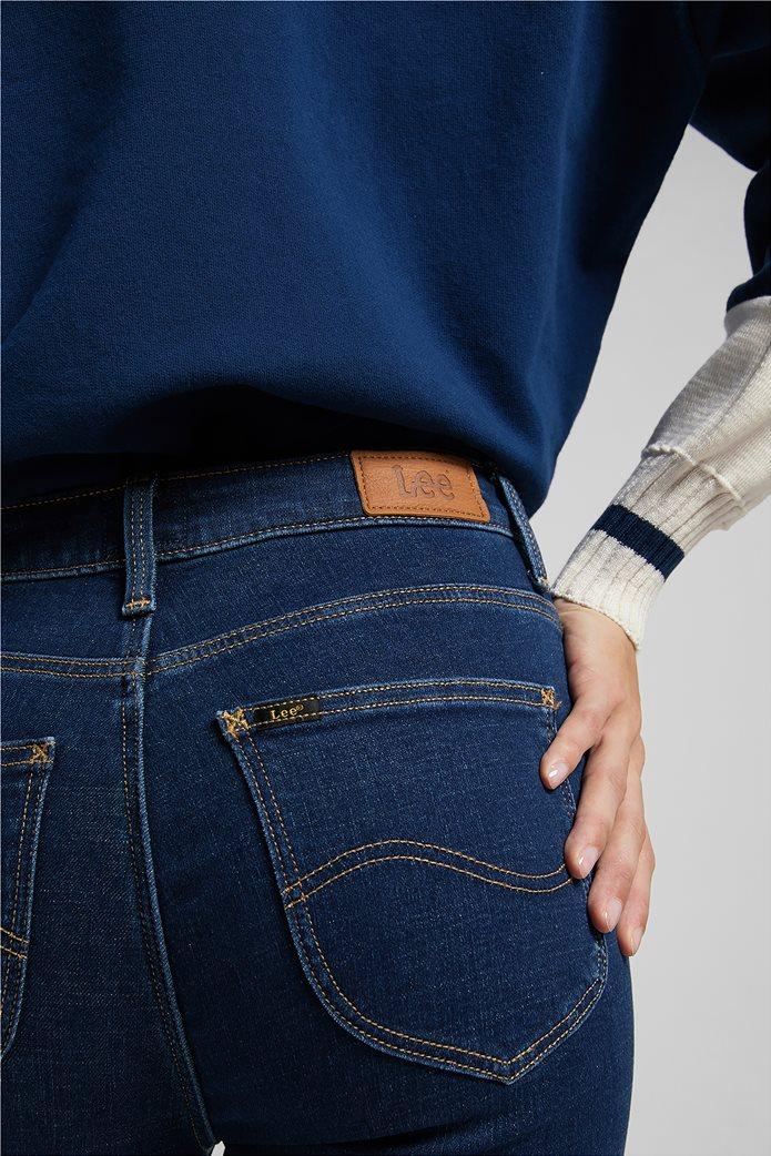 Lee γυναικείο τζην παντελόνι ψηλόμεσο Skinny Fit ''Scarlett'' 4