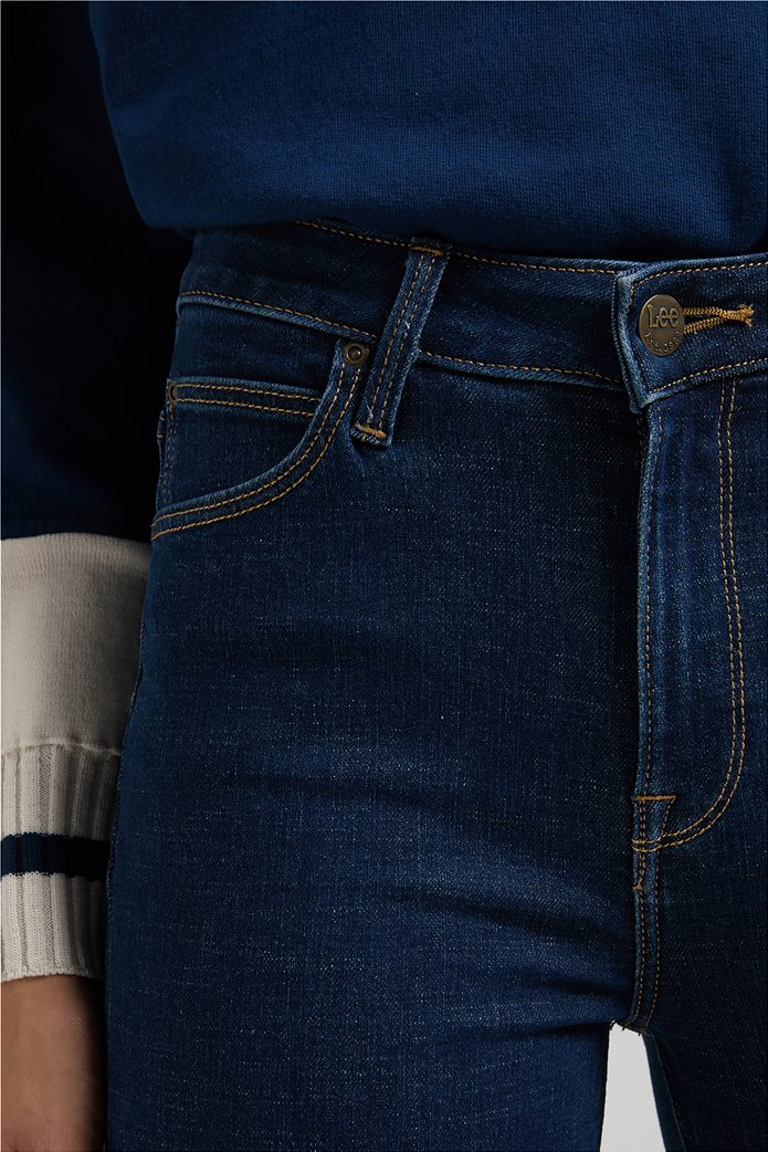 Lee γυναικείο τζην παντελόνι ψηλόμεσο Skinny Fit ''Scarlett'' 5