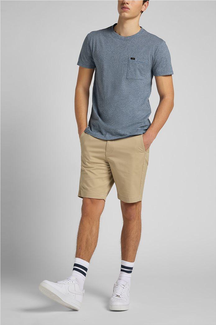 "Lee ανδρικό T-shirt με τσέπη ""Ultimate Pocket"" 0"