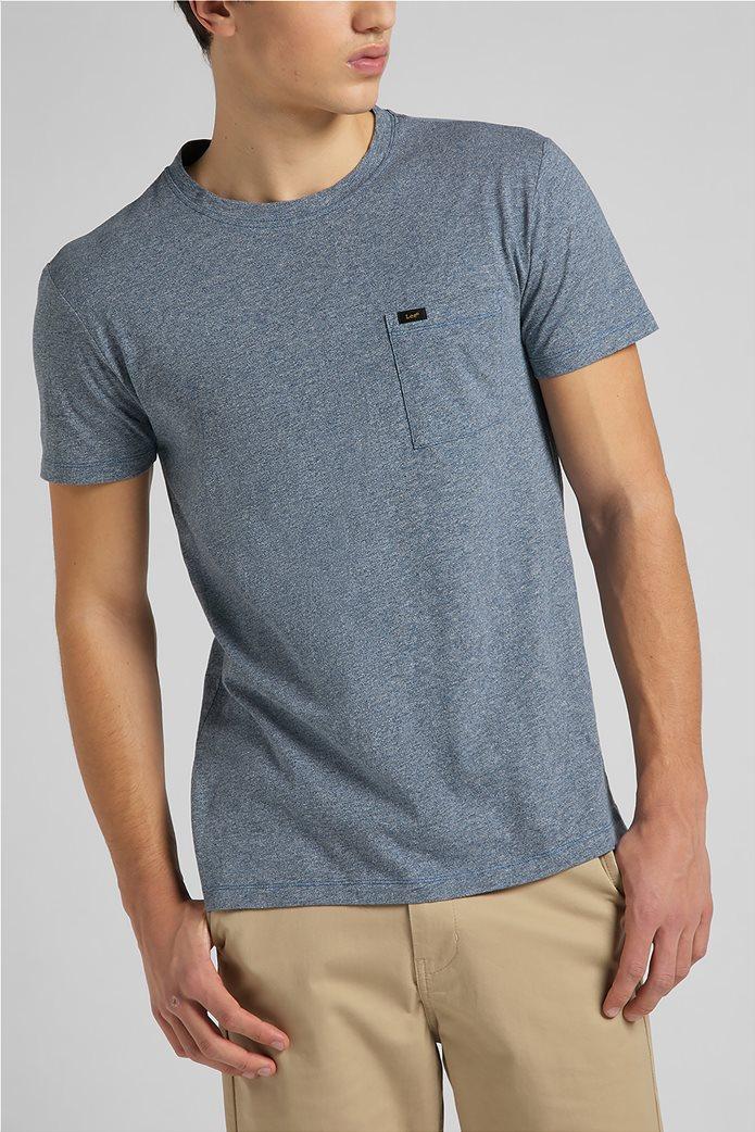 "Lee ανδρικό T-shirt με τσέπη ""Ultimate Pocket"" 1"
