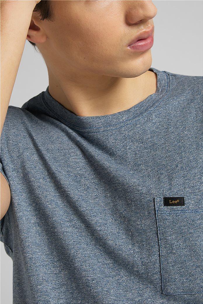 "Lee ανδρικό T-shirt με τσέπη ""Ultimate Pocket"" 5"
