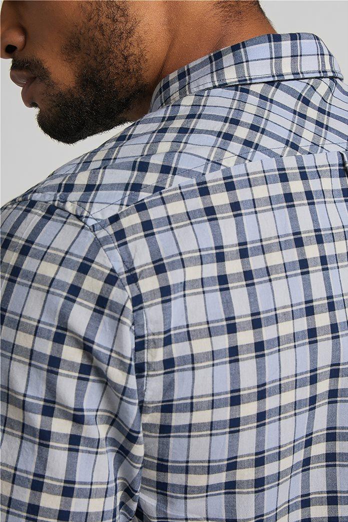 Lee ανδρικό πουκάμισο με καρό σχέδιο 4