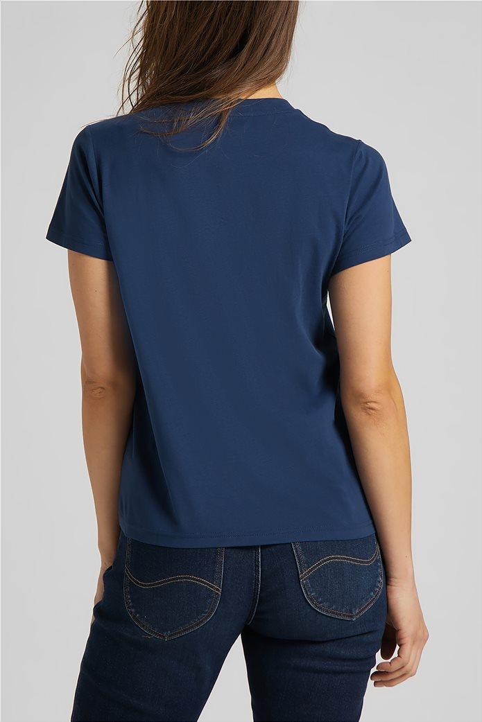 Lee γυναικείο T-Shirt με letter print 1
