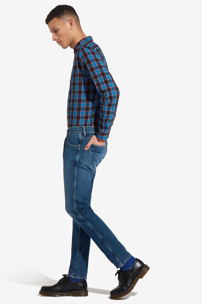 Wrangler ανδρικό τζην παντελόνι Larston 1