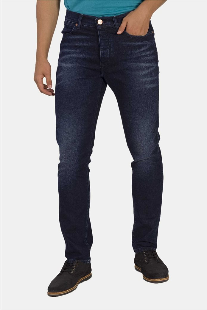 Wrangler ανδρικό τζην παντελόνι Spencer Flip The Blue 0