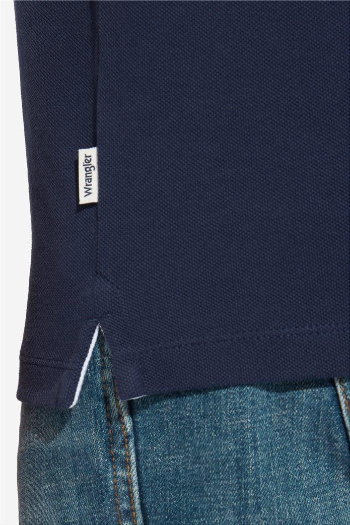 Wrangler ανδρική μπλούζα PoloNavy 4