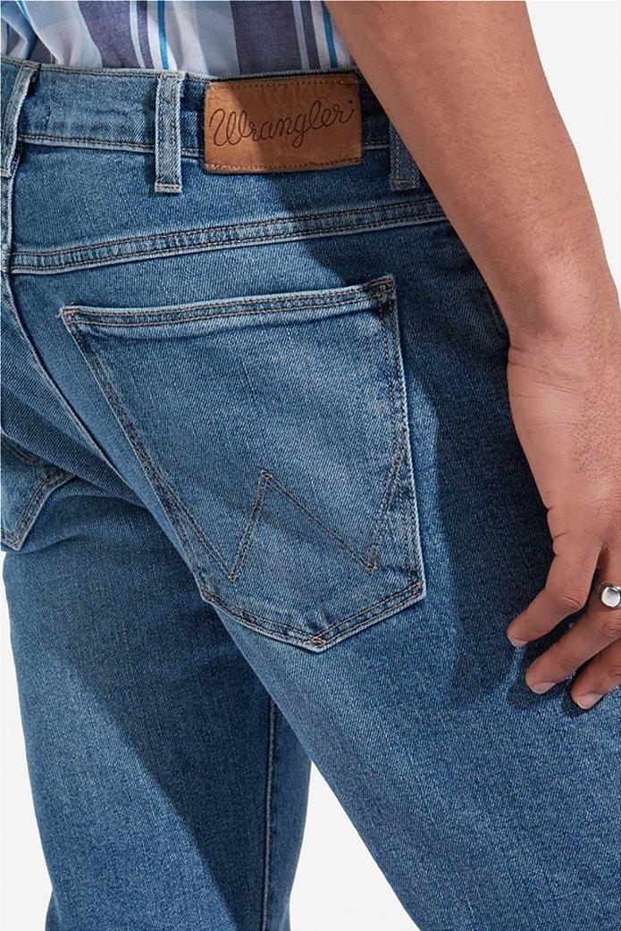 Wrangler ανδρικό τζην παντελόνι Larston Blue Charm 1