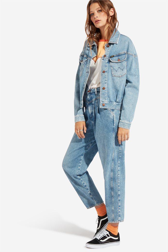Wrangler γυναικείο τζην μπουφάν 80's Western Jacket Mama Rock 1