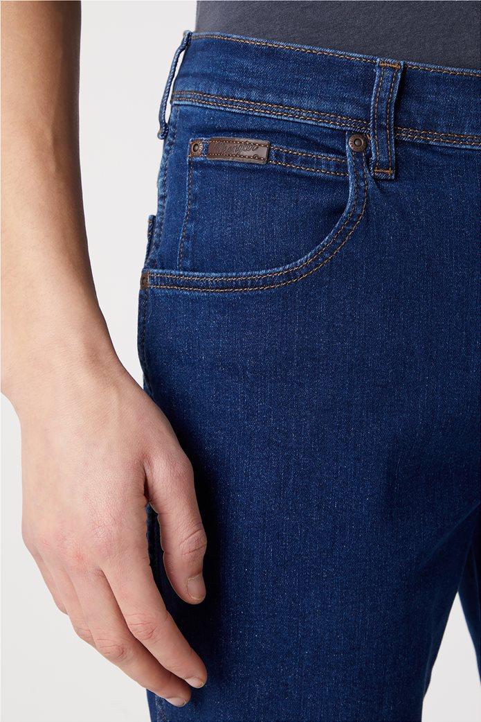 Wrangler ανδρικό τζην παντελόνι πεντάτσεπο Slim Fit ''Texas'' 1