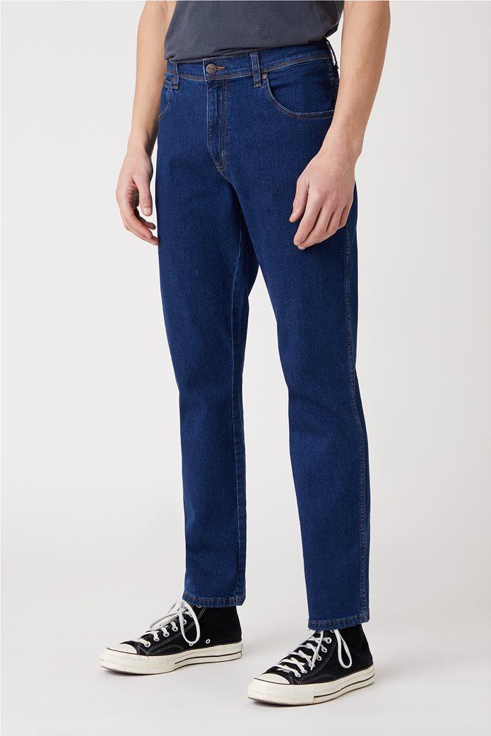 Wrangler ανδρικό τζην παντελόνι πεντάτσεπο Slim Fit ''Texas'' 2