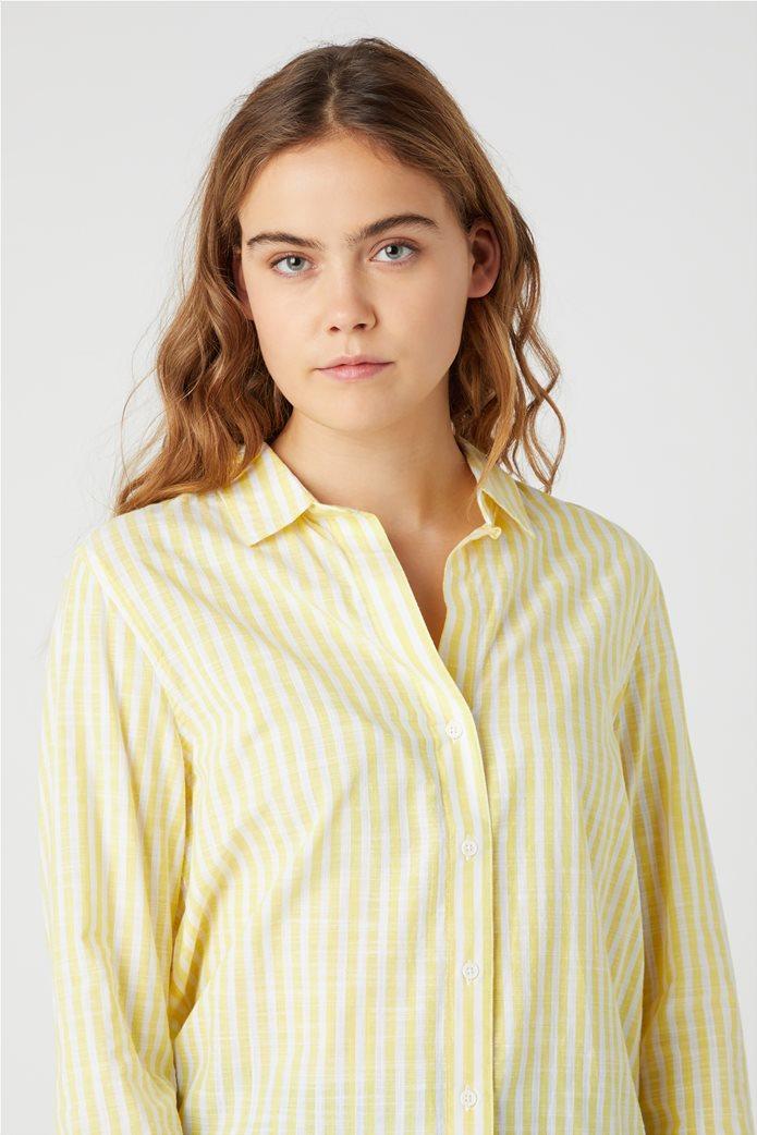 Wrangler γυναικείο πουκάμισο με ριγέ σχέδιο 3