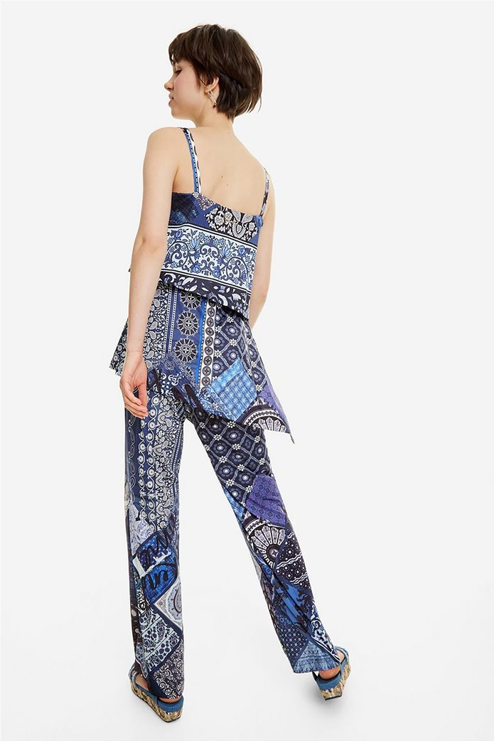 Desigual γυναικεία ολόσωμη φόρμα εμπριμέ Candice 5