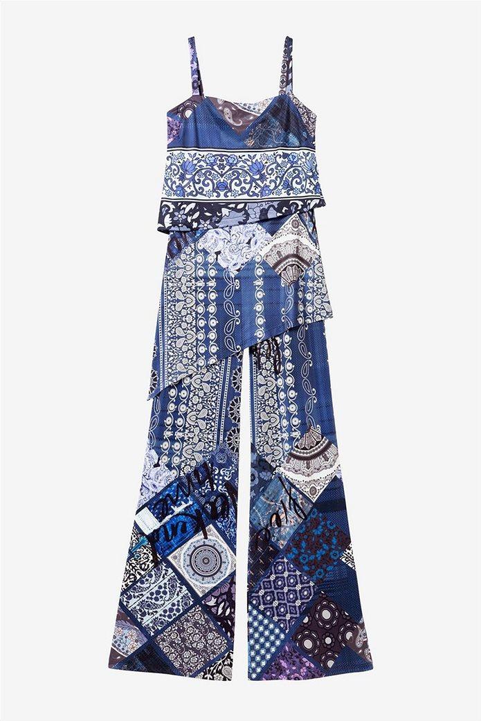 Desigual γυναικεία ολόσωμη φόρμα εμπριμέ Candice 6