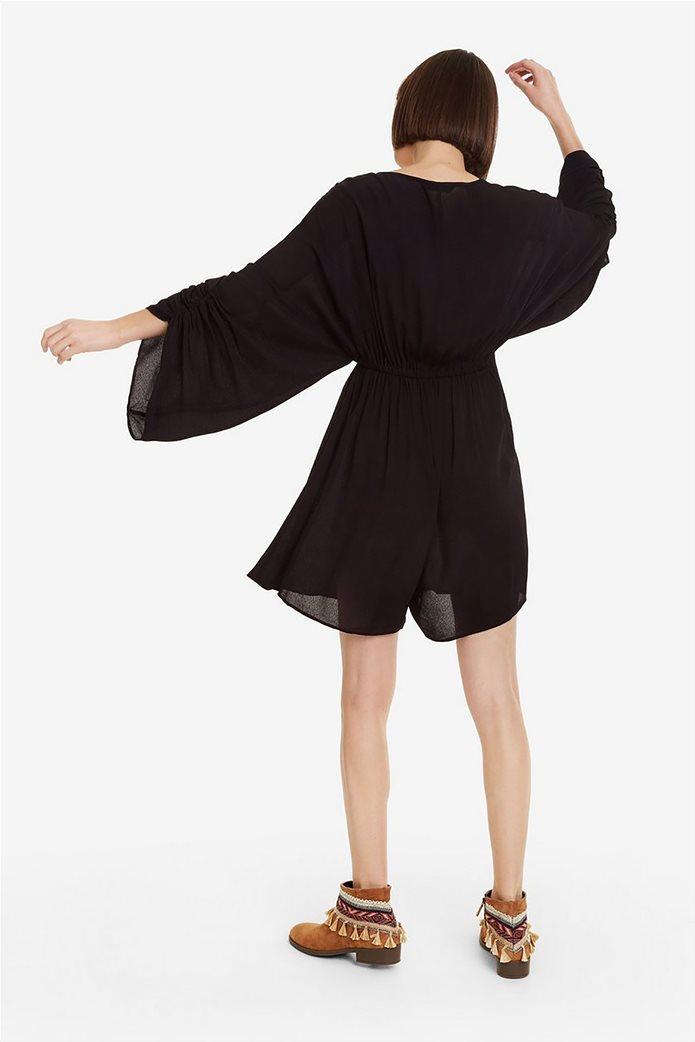 Desigual γυναικεία ολόσωμη φόρμα με κεντήματα Soraya 5