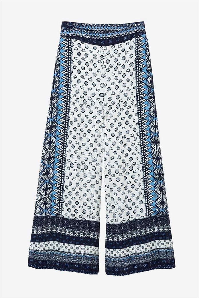 Desigual γυναικεία παντελόνα με multi prints Marian 6