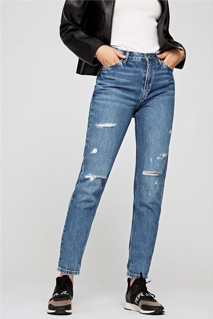 Pepe Jeans γυναικείο τζην παντελόνι Momsy 30 2