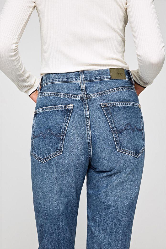 Pepe Jeans γυναικείο τζην παντελόνι Momsy 30 4