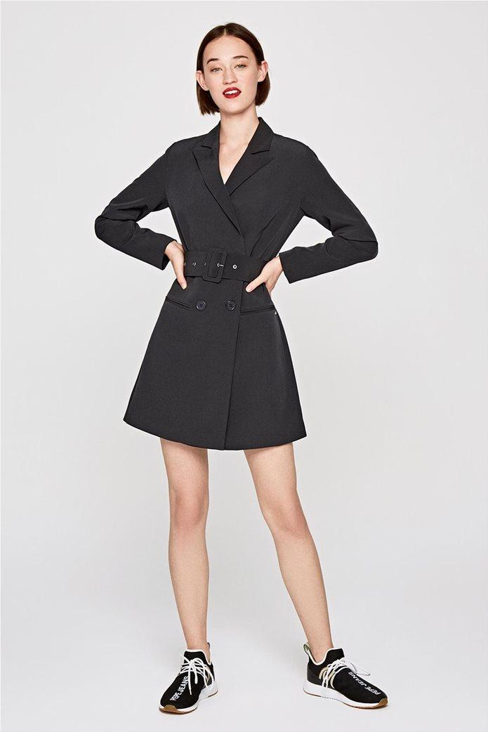 Pepe Jeans γυναικείο φόρεμα blazer Roberta 0 537b317dd42