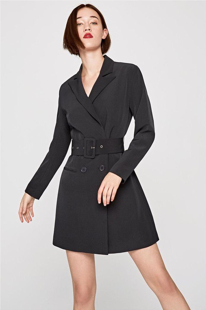 Pepe Jeans γυναικείο φόρεμα blazer Roberta 1 ae28d9d774a
