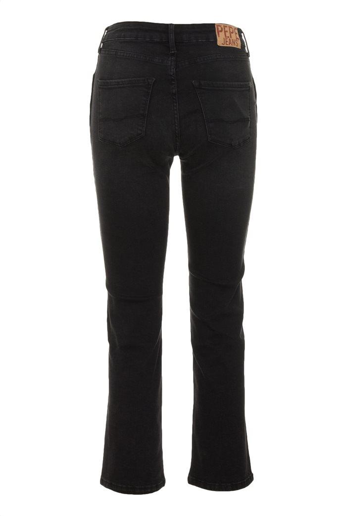 "Pepe Jeans γυναικείο τζην παντελόνι cropped Slim Fit ""Dion 78"" 1"