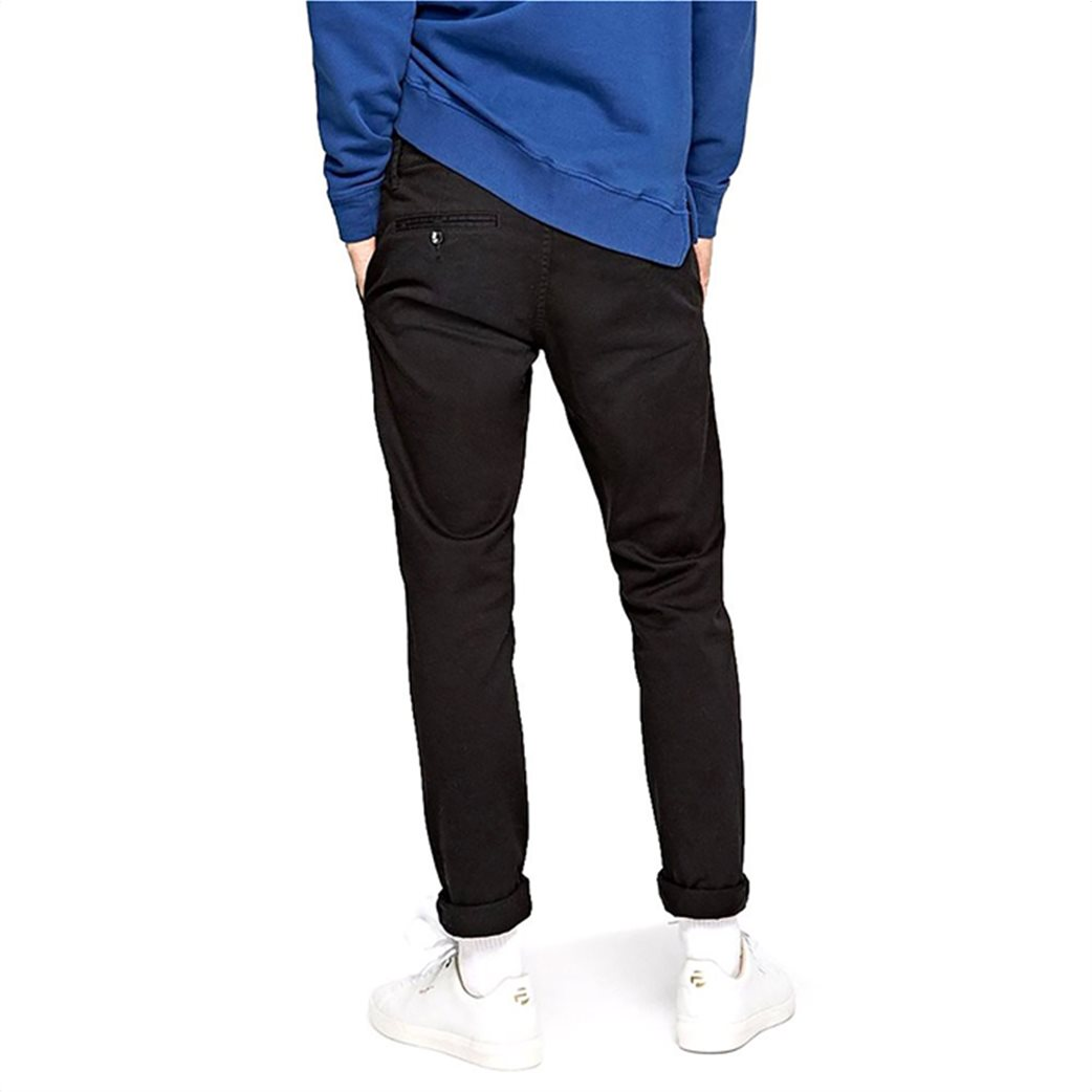 Pepe Jeans ανδρικό παντελόνι chino Slim fit Charly L32 Μπλε Σκούρο 3