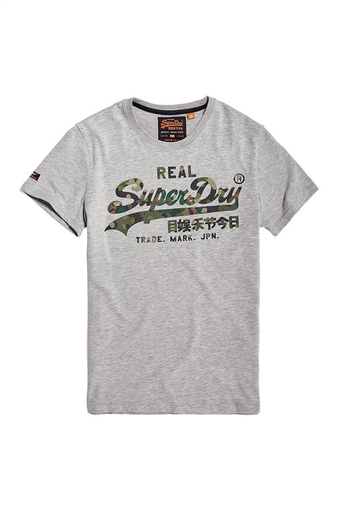 b60c76964f52 Superdry ανδρικό T-shirt με λογότυπο παραλλαγής 4