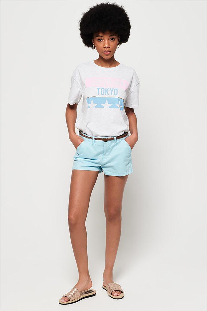 Superdry γυναικείο T-shirt Tokyo Stars Portland 0