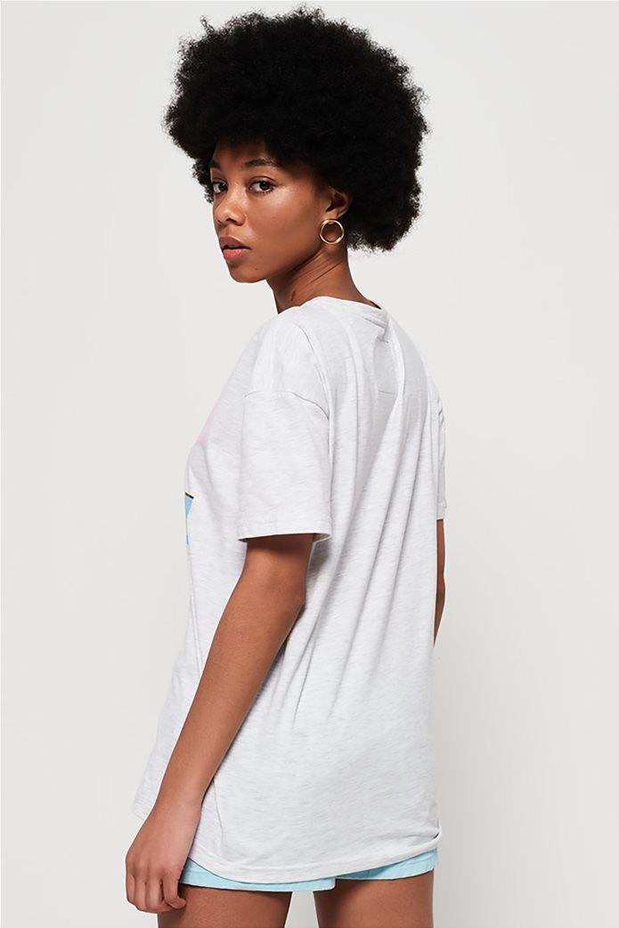 Superdry γυναικείο T-shirt Tokyo Stars Portland 2