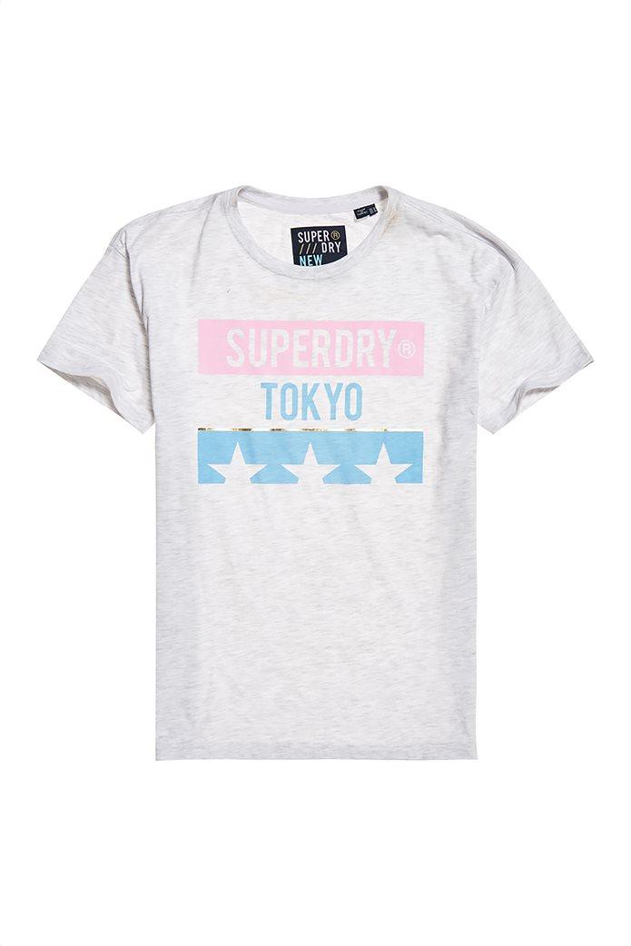 Superdry γυναικείο T-shirt Tokyo Stars Portland 3