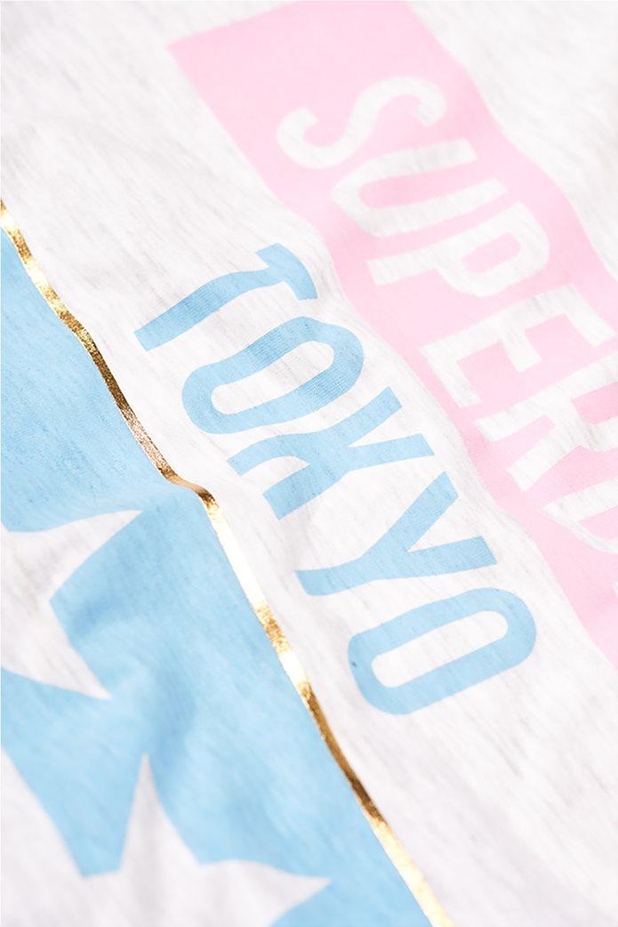 Superdry γυναικείο T-shirt Tokyo Stars Portland 4