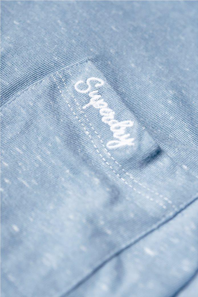 Superdry γυναικείο T-shirt με λαιμόκοψη V Orange Label Essential 5