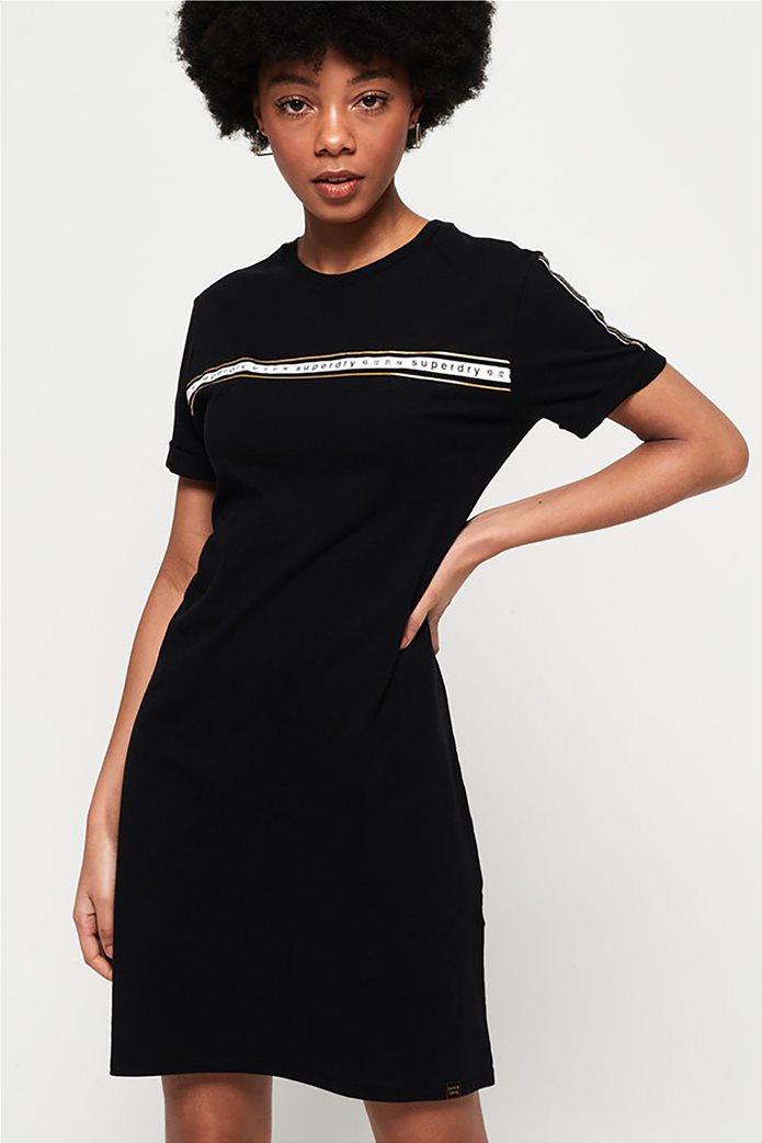 Superdry γυναικείο φόρεμα μακό Portland 0