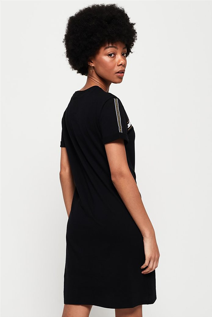 Superdry γυναικείο φόρεμα μακό Portland 2