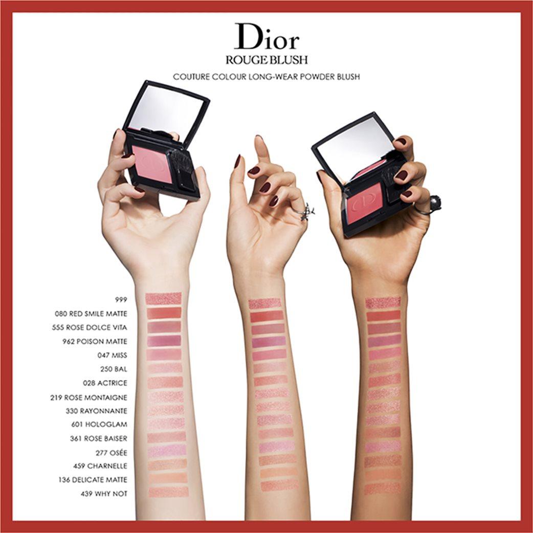 Dior Blush Actrice 1