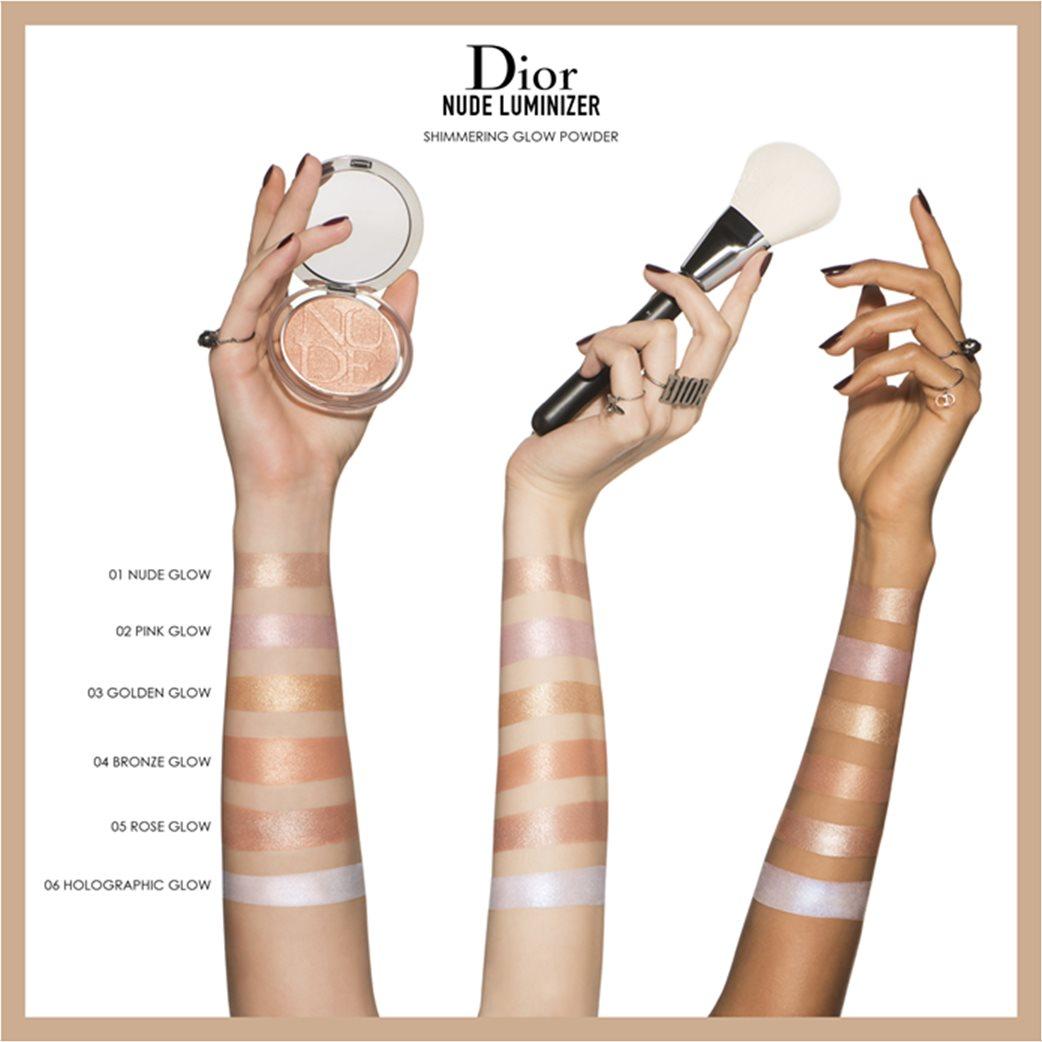 Dior Diorskin Nude Luminizer GOLDEN GLOW 1