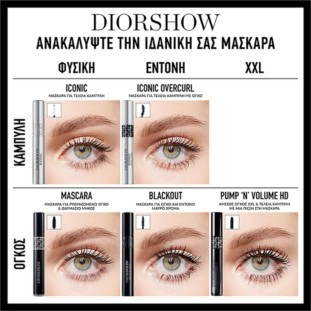 Dior Diorshow Pump 'N' Volume HD 695 3
