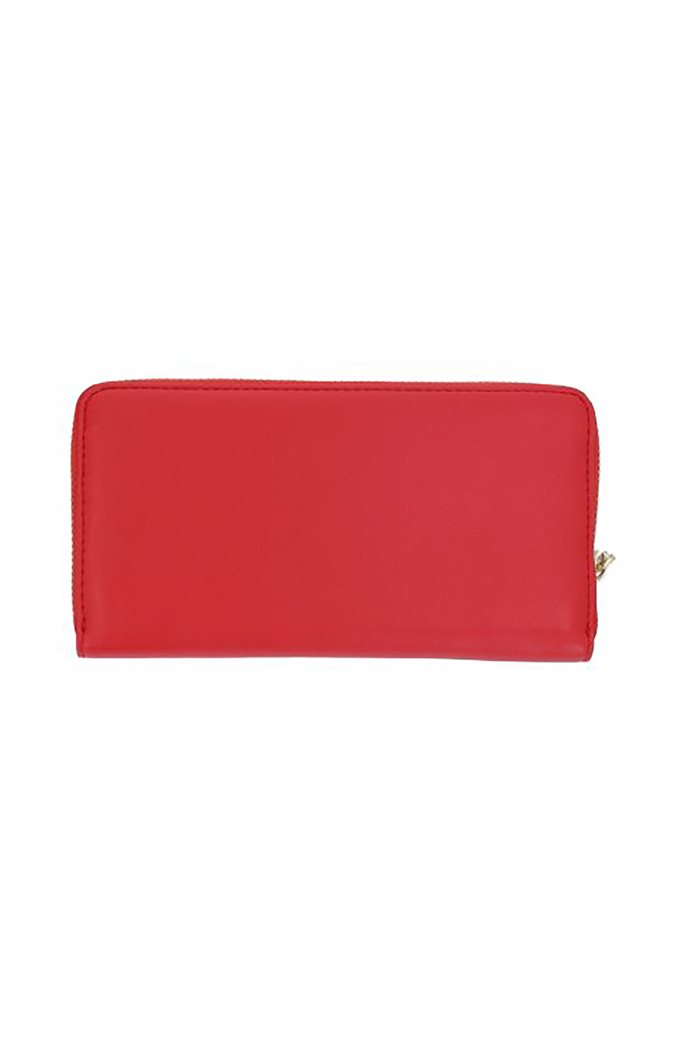 Love Moschino γυναικείo πορτοφόλι με μεταλλικό logo 1