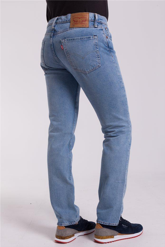 Levi's  ανδρικό τζην παντελόνι 511 Slim fit Warp stretch (32L) 3