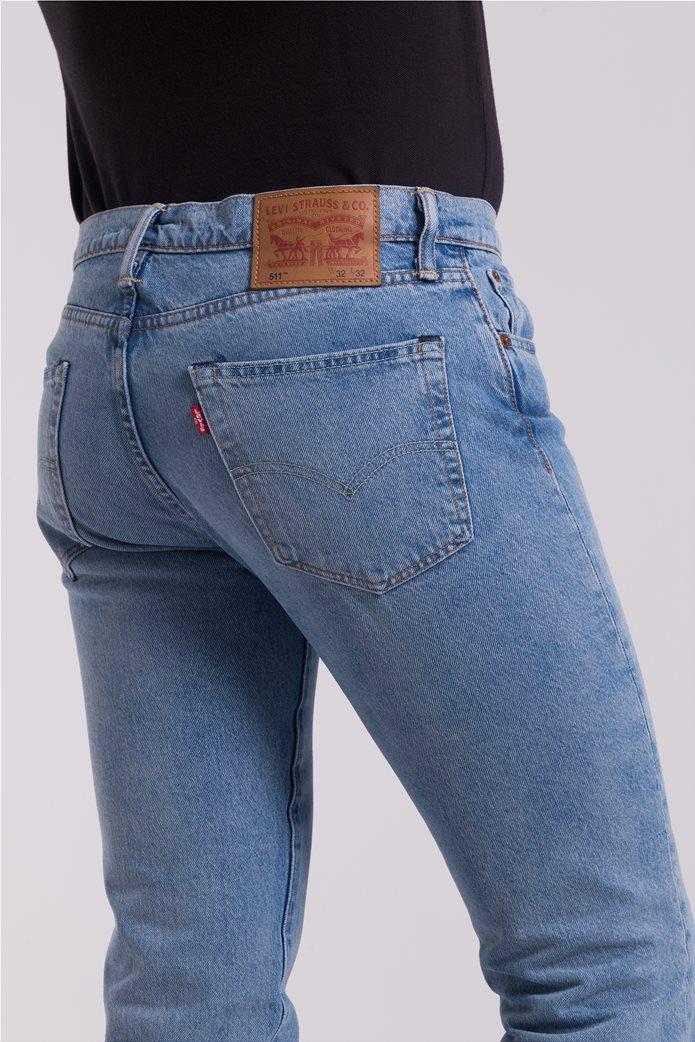 Levi's  ανδρικό τζην παντελόνι 511 Slim fit Warp stretch (32L) 4
