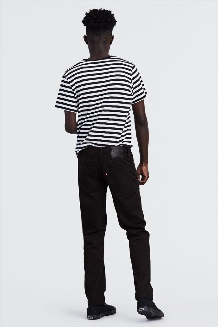 Levi's ανδρικό παντελόνι μαύρο τζην 511™ Slim Fit  (32L) 2