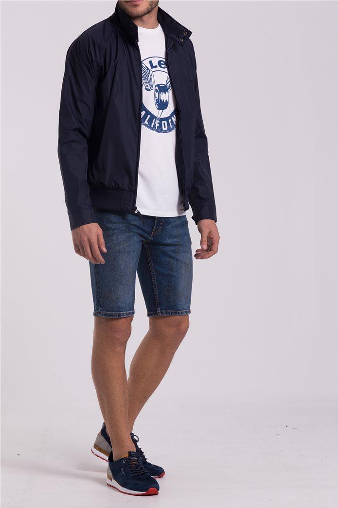 Ανδρικό μπλε σκούρο μπουφάν jacket Baracuda Nightwtch Levi's 1