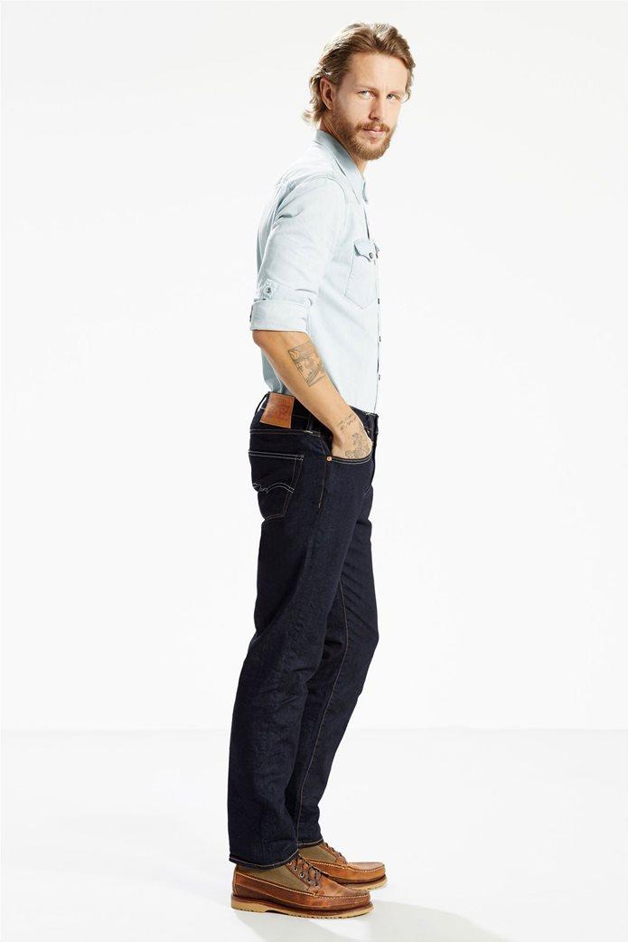 Levi's ανδρικό τζην παντελόνι μπλε σκούρο 511™ Slim Fit (34L) 1