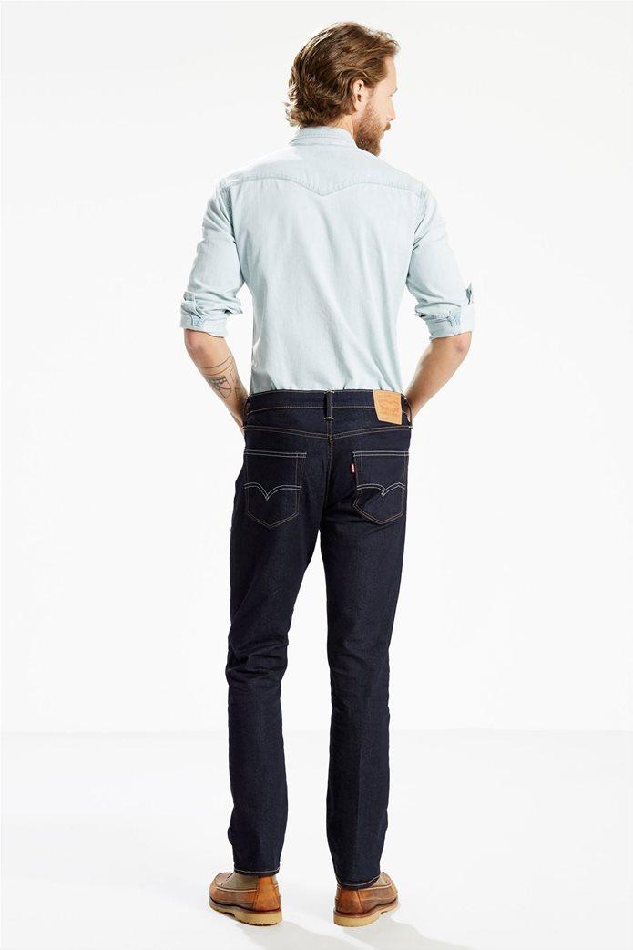 Levi's ανδρικό τζην παντελόνι μπλε σκούρο 511™ Slim Fit (34L) 2