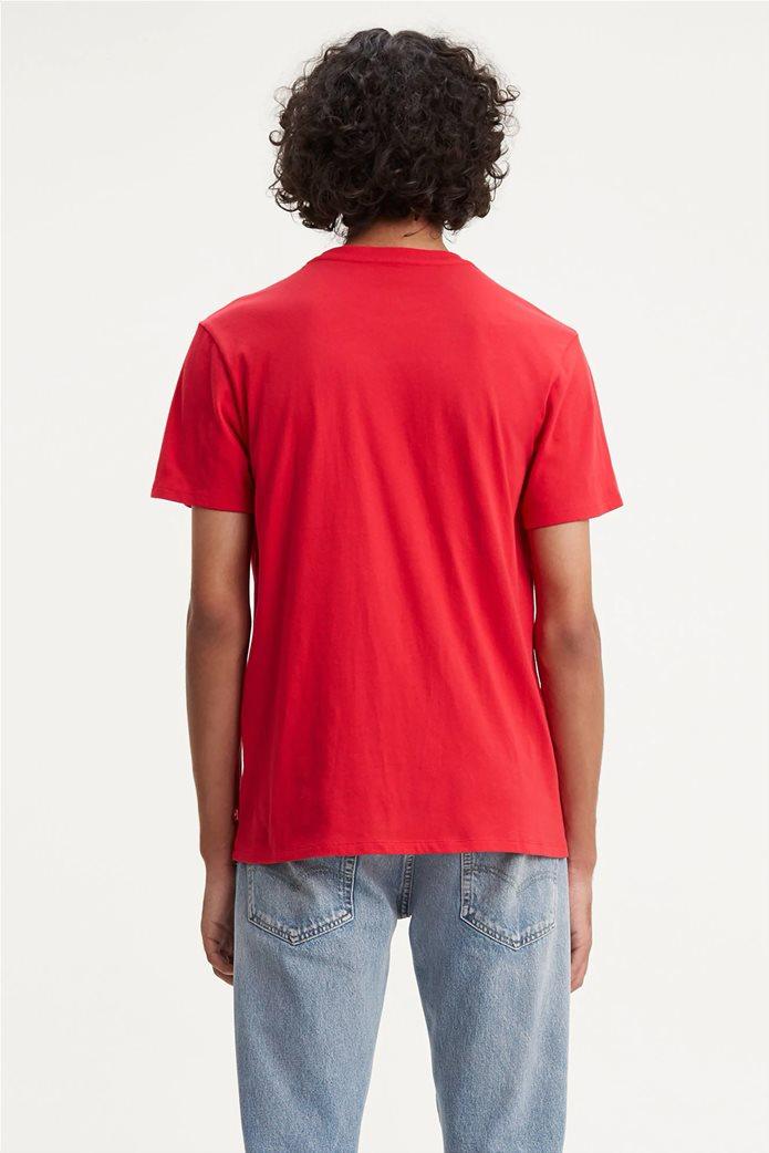 Levi's ανδρικό T-shirt με logo print 1