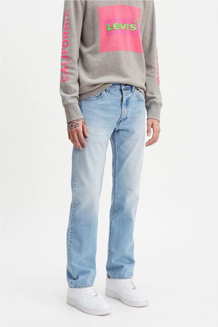 Levi's ανδρικό τζην παντελόνι 501™ Originalfit 34L 0