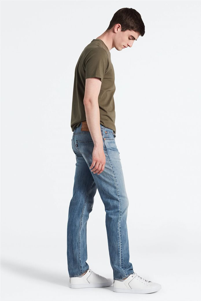Levi's ανδρικό τζην παντελόνι 502 Regular Taper Fit English Channel (34L) 0