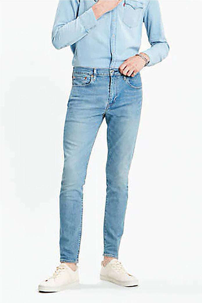 Levi's® ανδρικό τζην παντελόνι 512™ Slim Taper fit 32L Μπλε Ανοιχτό 0