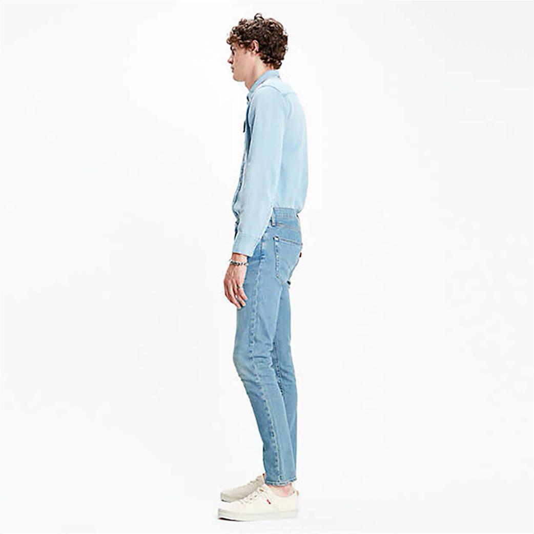 Levi's® ανδρικό τζην παντελόνι 512™ Slim Taper fit 32L Μπλε Ανοιχτό 2